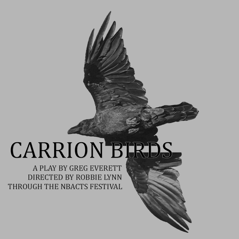 CARRION BIRDS POSTER REDUX